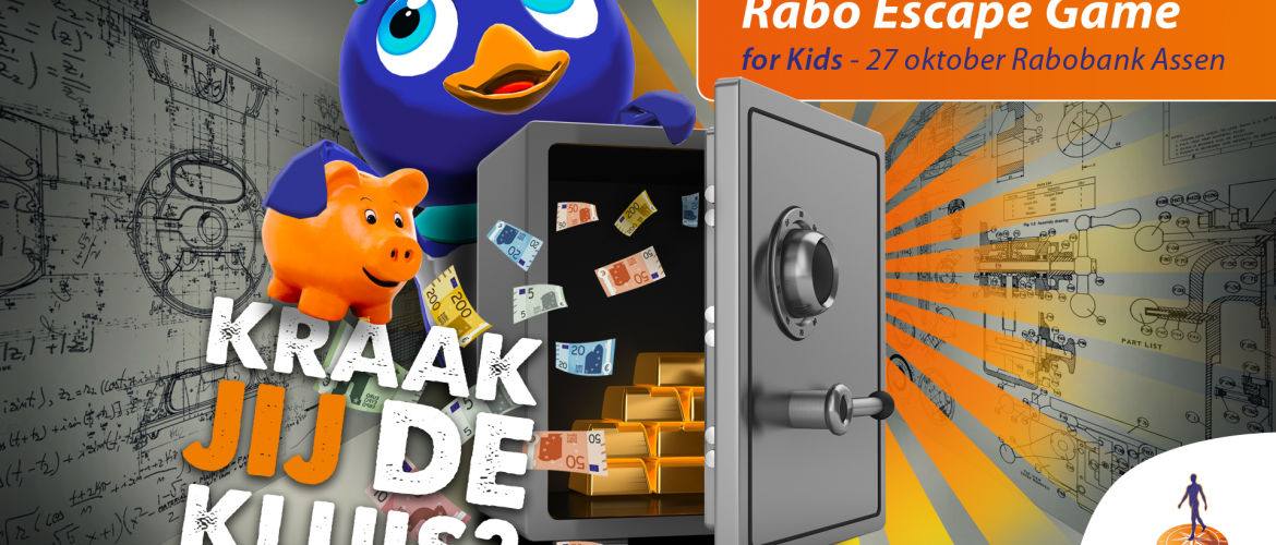 Rabo Escape Game